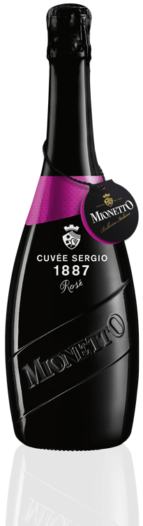 MIONETTO LUXURY Sergio Rosé
